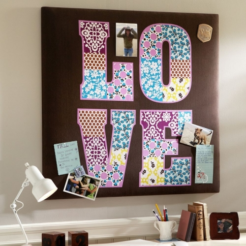 love_board_decoration