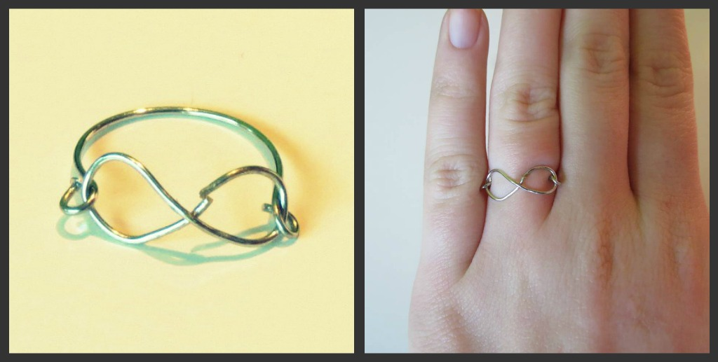 Top DIY : Infinity ring ! – justaxelle &VH48