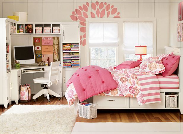 Teen-Girls-Room-Design